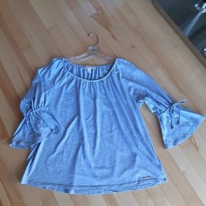 Michael Kors grey top